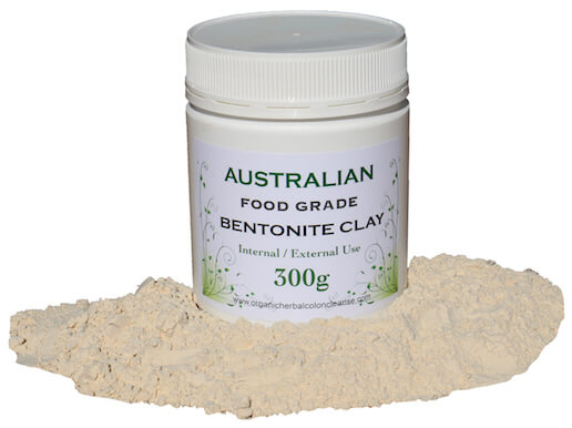 food grade bentonite clay