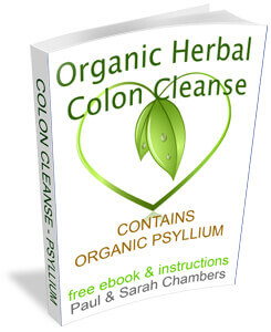 psyllium and bentonite clay colon cleanse free ebook