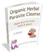 organic herbal parasite cleanse free ebook
