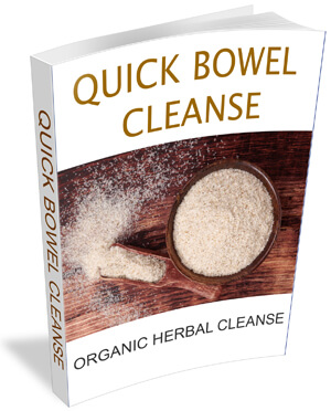 quick bowel colon cleanse free ebook